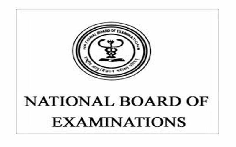 NBE Recruitment 2020   Apply Online for 90 vacancies