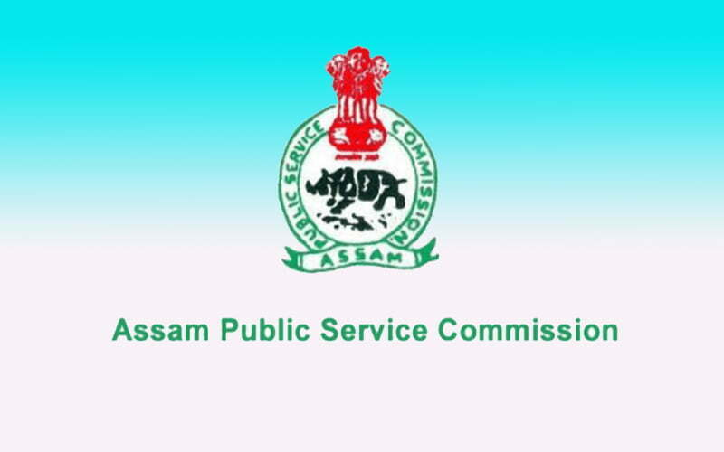 Assam Public Service Commission CCE 2020 Exam   Apply for Various Post